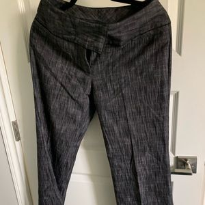 Pants - Black and white dress pants